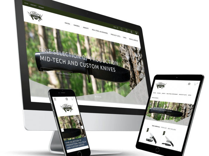 PrestaShop Website Design