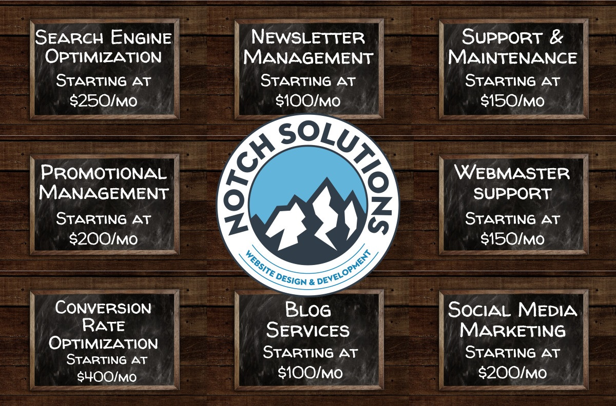 Notch Solutions Marketing Services